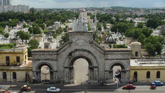 Si La Habana no existiera, yo la inventaría: La Necrópolis de Colón