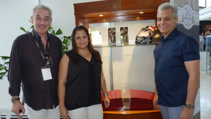 Launch of Sikerei Premium Humidor at the XXI International Habano Festival
