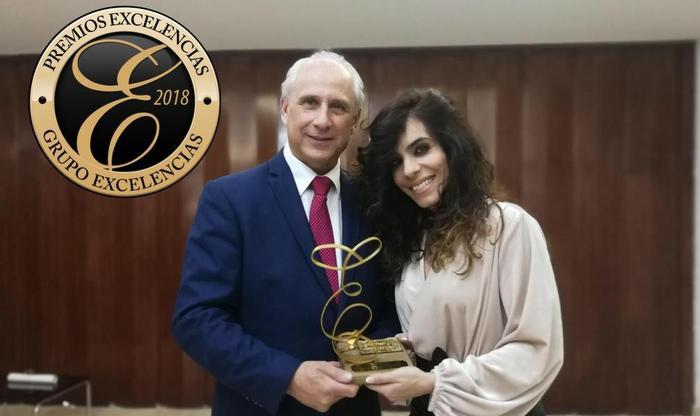 María Juncal, reconocida bailaora, recibe el Premio Excelencias 2018
