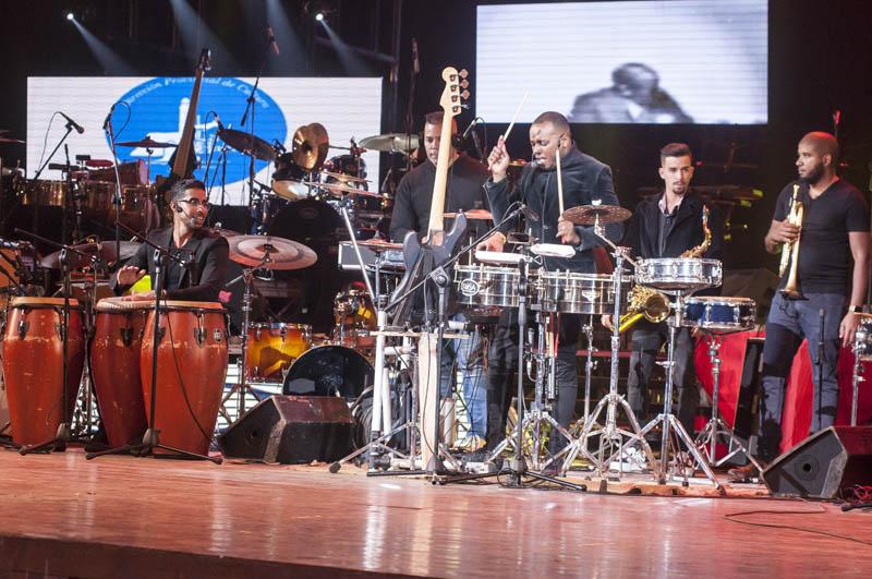 El tambor está de fiesta
