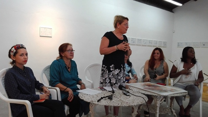 Celebra Génesis su aniversario 18 con proyectos para la XIII Bienal de La Habana
