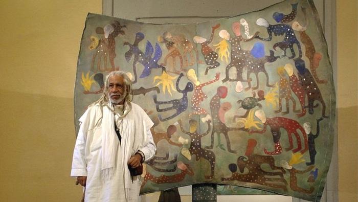 Mendive en Galería Acacia: un acontecimiento en la Bienal de La Habana
