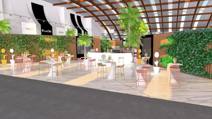 Comes back in July Marbella Design