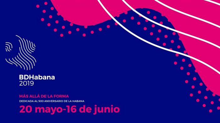 In May, the Biennial of Design arrives in Havana