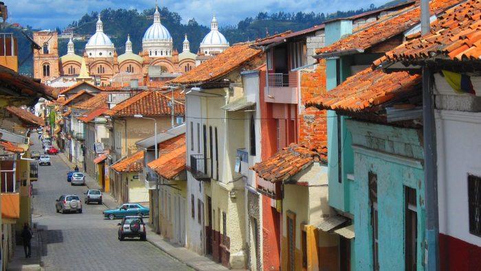 """Cuenca """"La Atenas del Ecuador"""""""