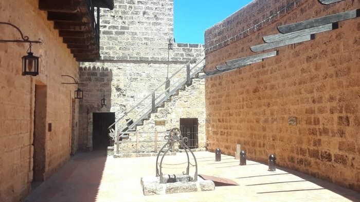 The Cienfuegos Fortress as a cultural and tourist destination