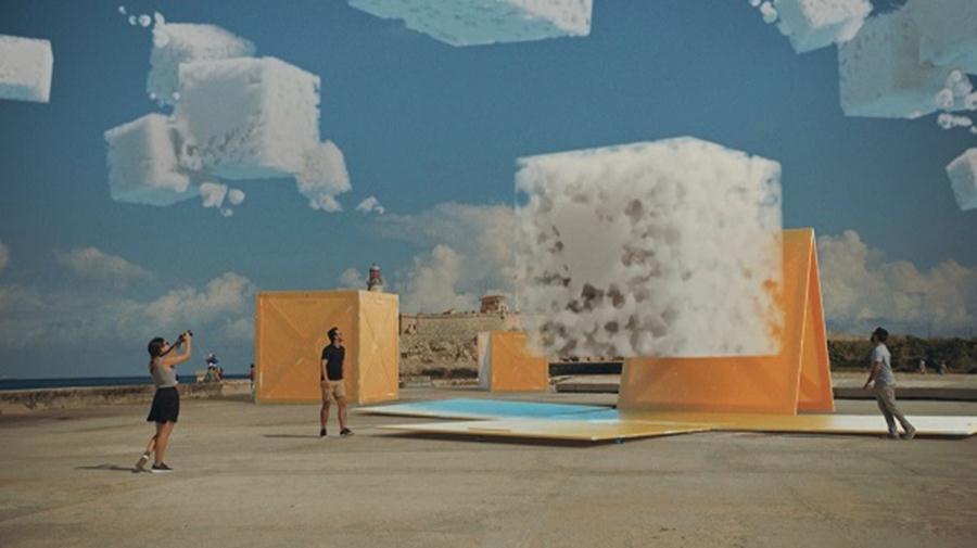 Havana in Biennial: a large urban museum