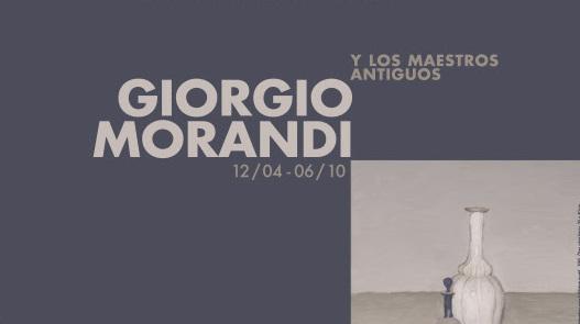 La obra de Giorgio Morandi en el Museo Guggenheim Bilbao