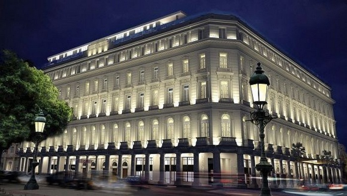 The Grand Hotel Manzana Kempinski opens its doors to the XIII Biennial of Havana