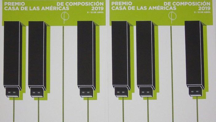 Octava edición del Premio de Composición de Casa de las Américas