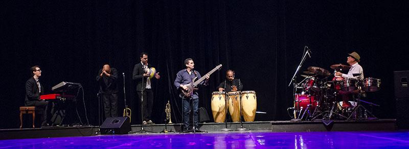 """En el festival """"La Huella de España"""", el """"Encuentro Cubano-Vasco"""""""