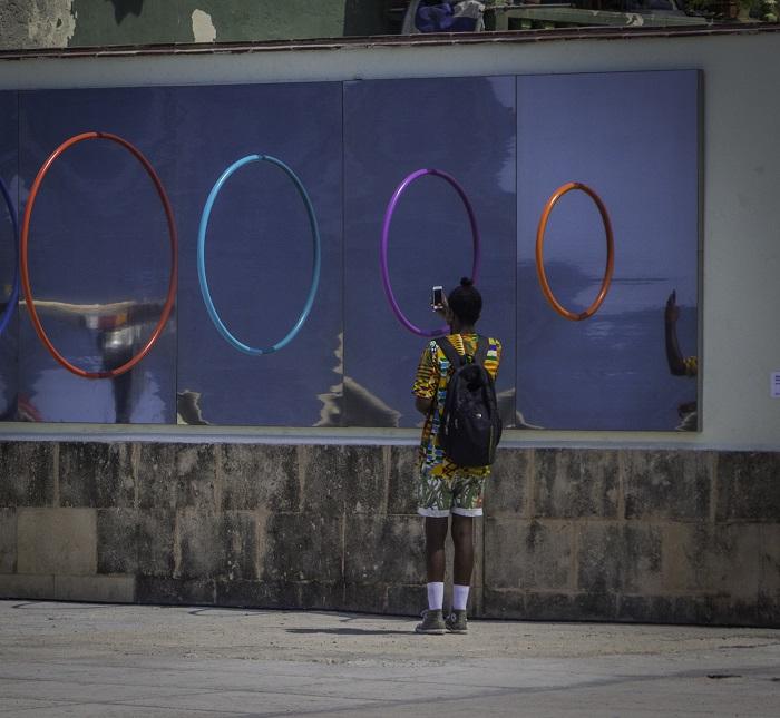 Detrás del Muro en la XIII Bienal de La Habana