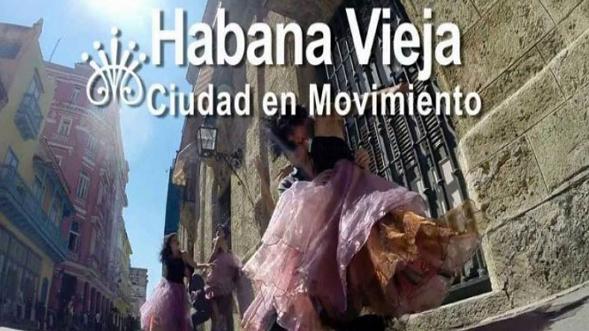 Habana Vieja: Ciudad en Movimiento: Arcadas como telones