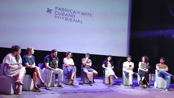 Fábrica de Arte conecta su pauta con la XIII Bienal