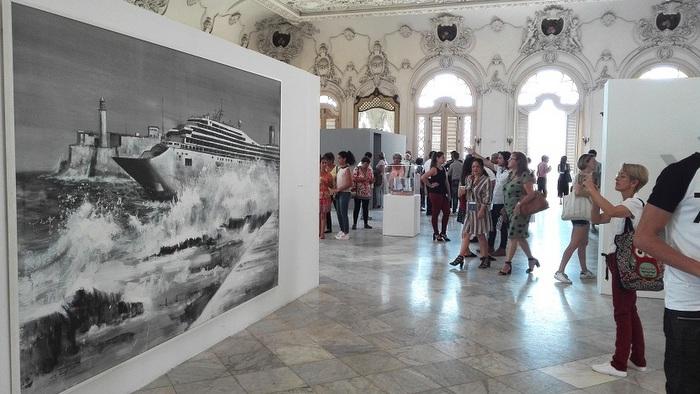 Inauguradas muestras colaterales en vísperas de la XIII Bienal