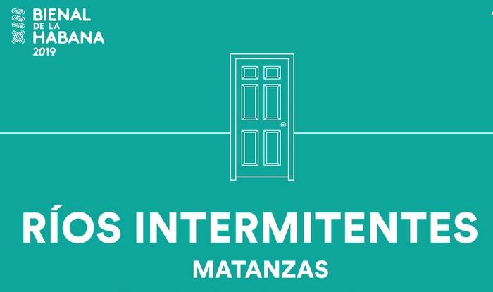 Intermittent rivers. Matanzas destiny, no point of passage