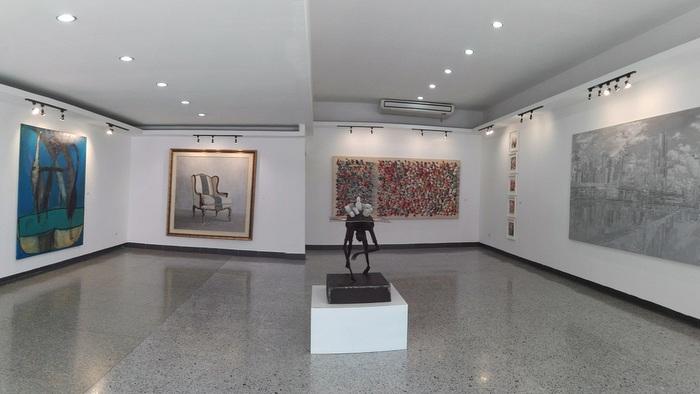 La Resonancia de Galería Galiano en la XIII Bienal