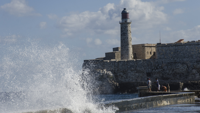 If Havana did not exist, I would invent it: El Malecón