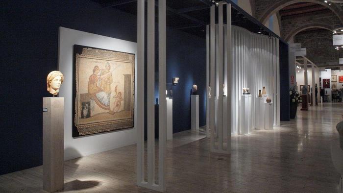 FAMA: Feria de antigüedades de Barcelona