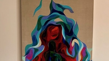 Soraya Abu Naba´a. Venice Biennale