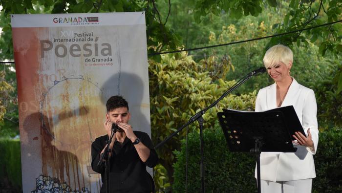 Festival Internacional de Poesía de Granada: una ventana abierta