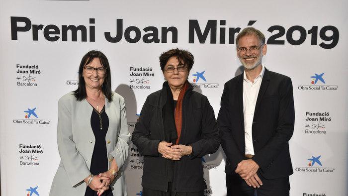 Otorgado el Premio Joan Miró 2019 a Nalini Malani