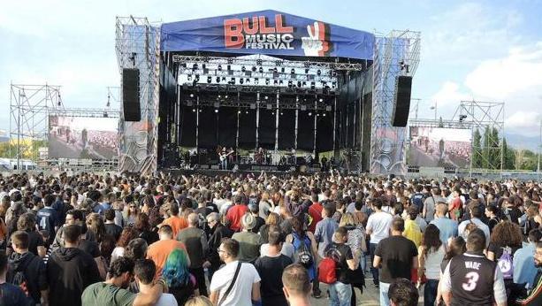 ¿Quién viene al Bull Music Festival?