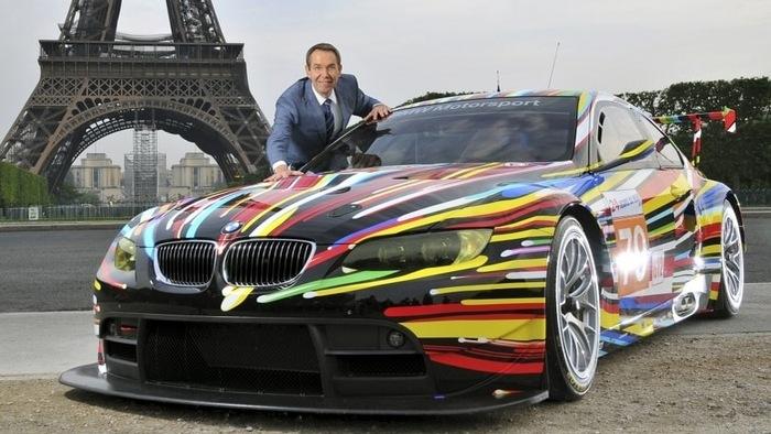 """Rodar con Arte: La """"Art Car Collection"""" de BMW"""