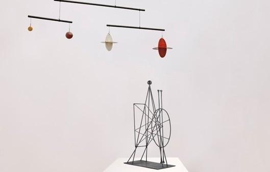 El binomio Calder - Picasso en Málaga