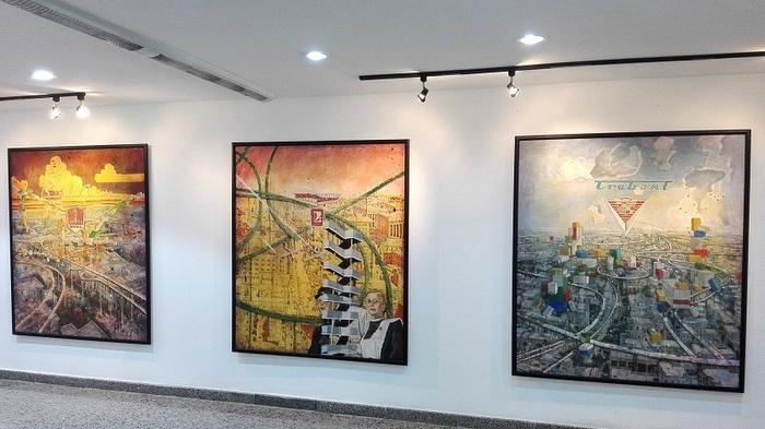 The tribute of Three Sad Tigers to Havana