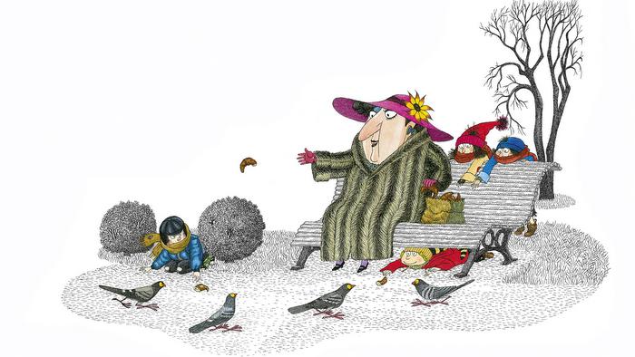 """""""Bouchard en su tinta"""" promete literatura, humor y arte"""
