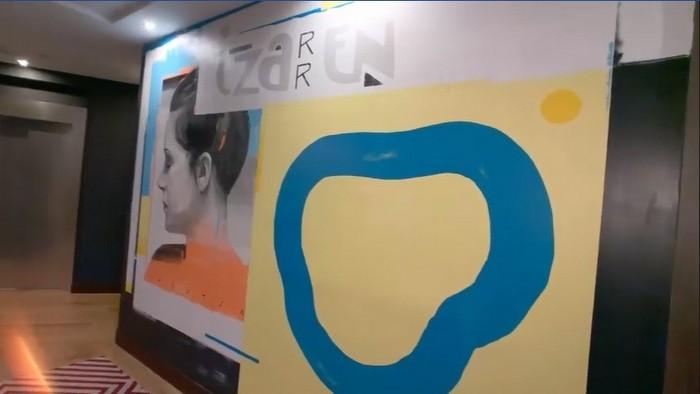 Urvanity Projects y NYX Hotel Bilbao, juntos por el arte
