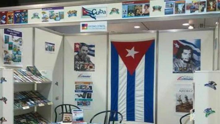 The Montevideo Fair privileges the Cuban book