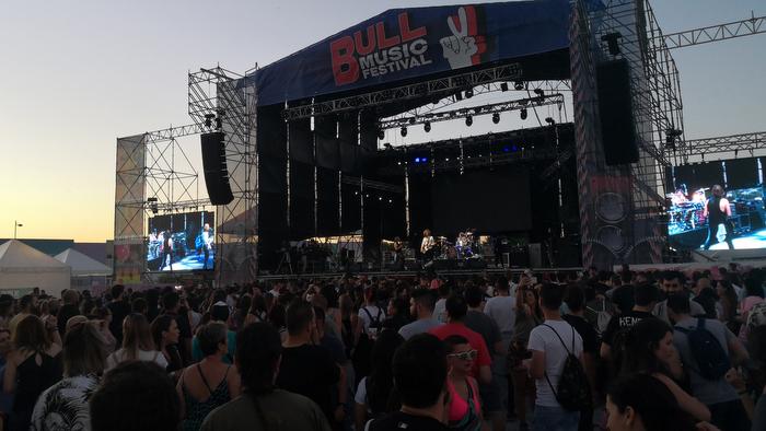 Bull Music Festival: ¡Viva la música!
