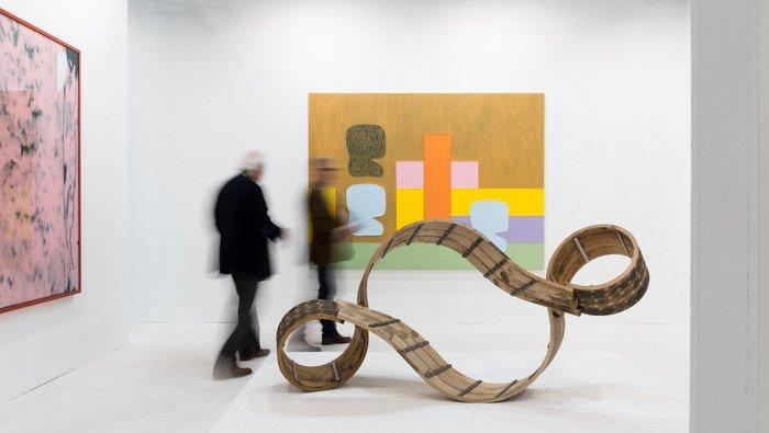 Arte, sociedad y coleccionismo en ARCOmadrid 2020