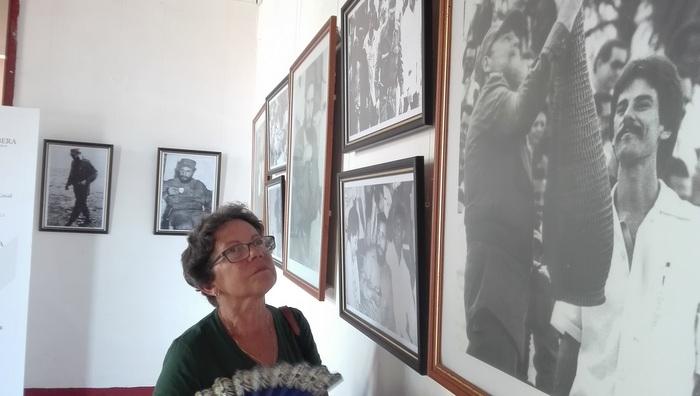 La villa de Sancti Spíritus recuerda a Fidel