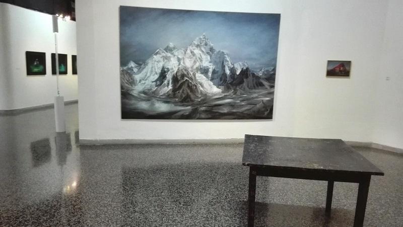 En Galería Habana, arte joven para el verano