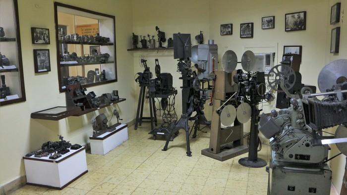 Museo de la Imagen Bernabé Muñiz Guibernau: el patrimonio de un país triunfante
