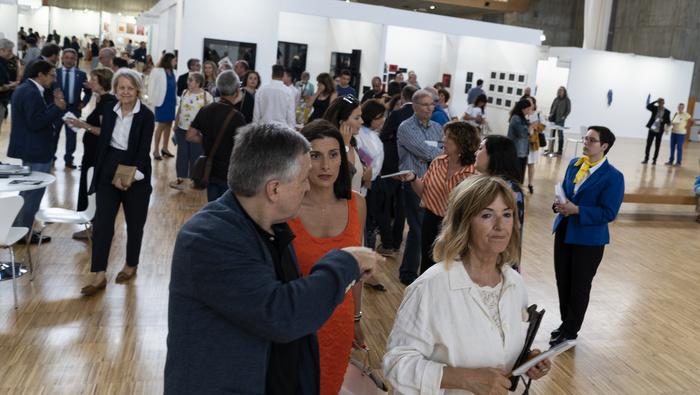 Artesantander 2019: Un escaparate de creaciones artísticas