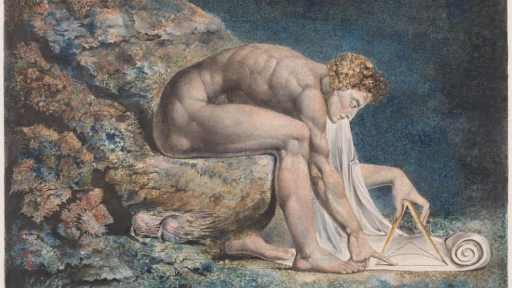 Tate Britain. William Blake