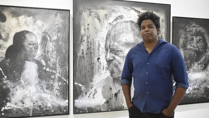 Alejandro Lescay: Mostrar la otra cara del espíritu