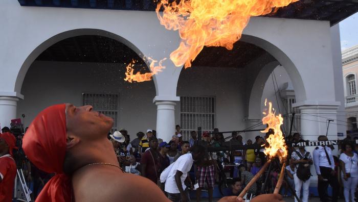Reconoce Unesco la vitalidad del Festival del Caribe