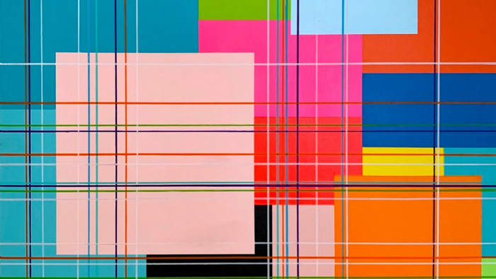 """GR gallery: """"Geometric Heat"""""""