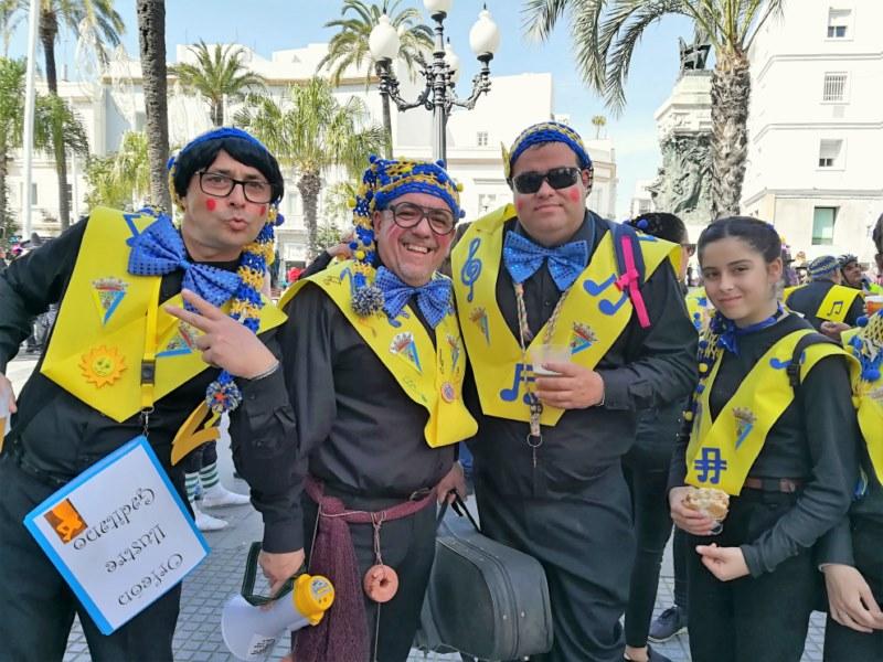 Carnavales de Cádiz