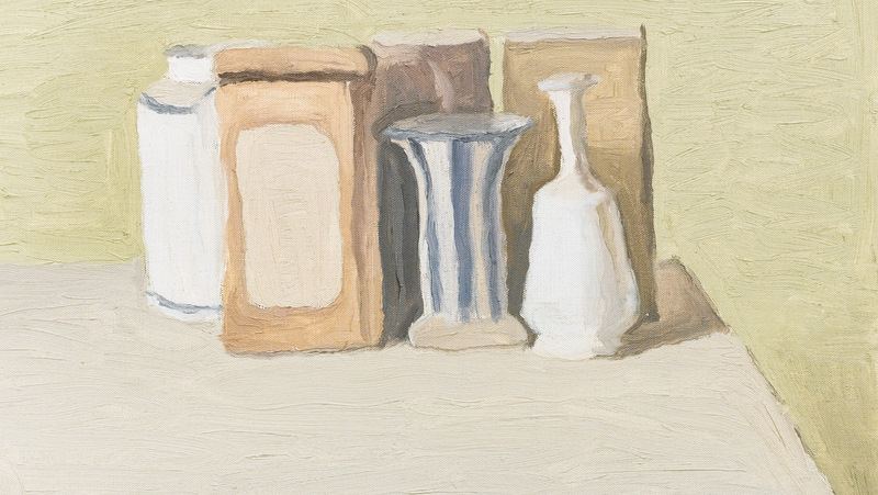 A Backward Glance: Giorgio Morandi and the Old Masters