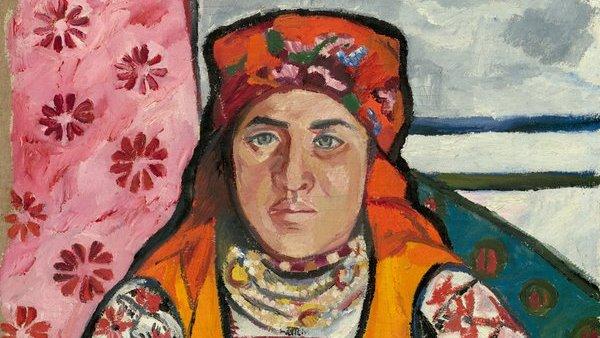 Tate Modern. Natalia Goncharova