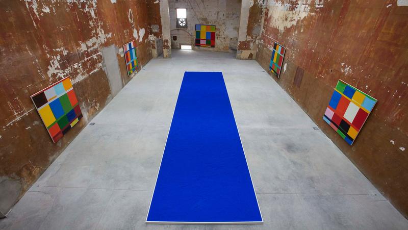 Galería Cayón presenta a Stanley Whitney e Yves Klein