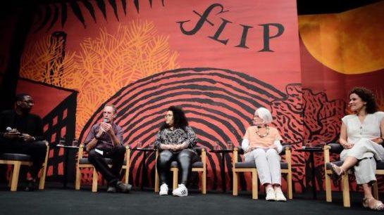 Fiesta de la literatura en Brasil