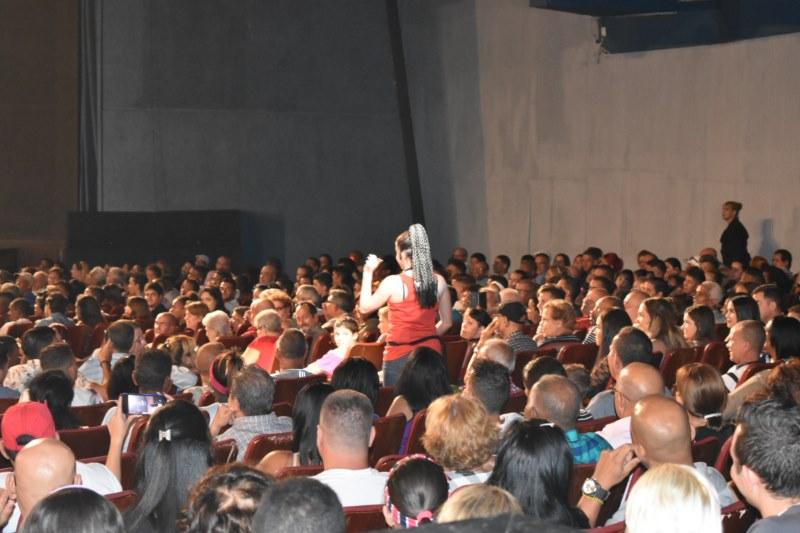 Inauguración del Aquelarre 2019