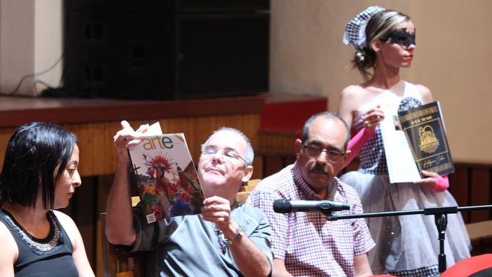 Arte por Excelencias pays homage to the 80s of the Suñol Theater